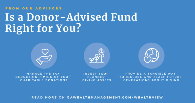 Is a Donor-Advised Fund Right for You?