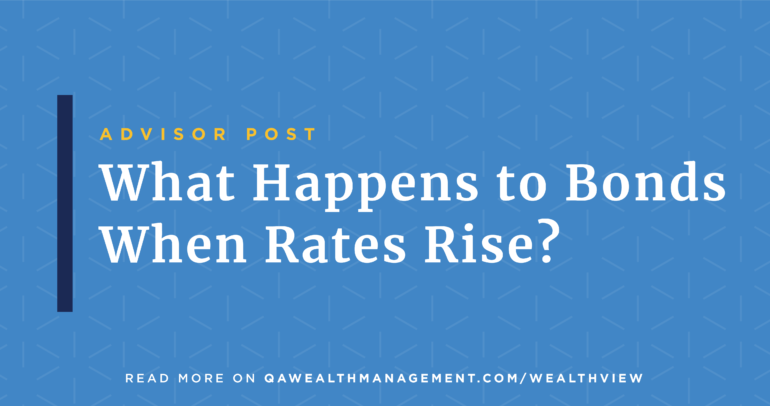 What Happens to Bonds When Rates Rise?